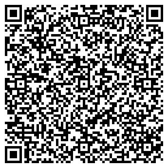 QR-код с контактной информацией организации ЗАО ПРЕДСТАВИТЕЛЬСТВО АВГУСТ