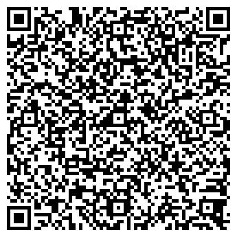 QR-код с контактной информацией организации НАРОДНОЕ СЛОВО