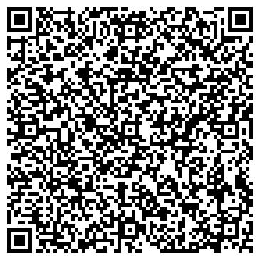 QR-код с контактной информацией организации ВОЕННЫЙ КОМИССАРИАТ ВЕРХНЕУРАЛЬСКОГО РАЙОНА