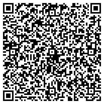 QR-код с контактной информацией организации АВТОЛЕДИ МАГАЗИН