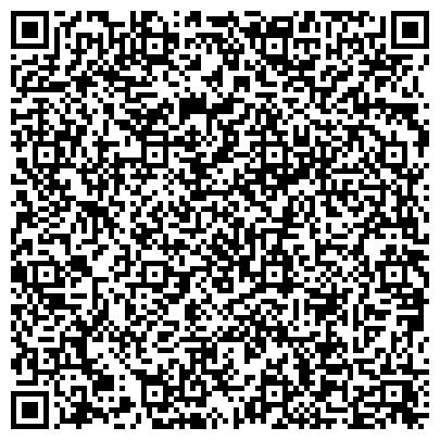 QR-код с контактной информацией организации ВЕРХНЕУФАЛЕЙСКОЕ ПРЕДСТАВИТЕЛЬСТВО КЫШТЫМСКОГО МЕЖРАЙОННОГО ФИЛИАЛА №6 ЧОФОМС