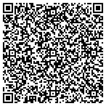 QR-код с контактной информацией организации ВЕРХНЕЙ ПЫШМЫ МДОУ № 43 ДЕЛЬФИН