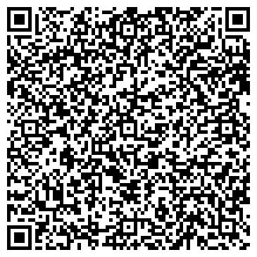 QR-код с контактной информацией организации ВЕРХНЕЙ ПЫШМЫ МДОУ № 34 АЛЕНУШКА