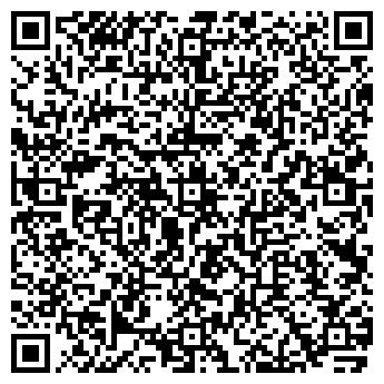 QR-код с контактной информацией организации ПОС. ИСЕТИ БИБЛИОТЕКА