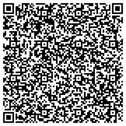 QR-код с контактной информацией организации ВЕРХНЕЙ ПЫШМЫ № 1 ФИЛИАЛ