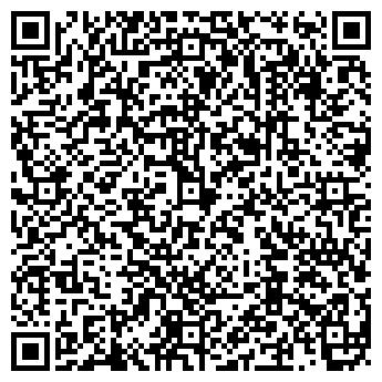 QR-код с контактной информацией организации ПРОДУКТЫ ПЛАЗМА, ООО