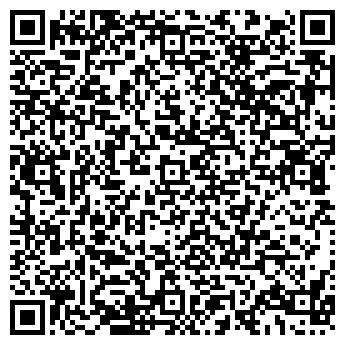 QR-код с контактной информацией организации ТАЙМ КЛИНИНГ