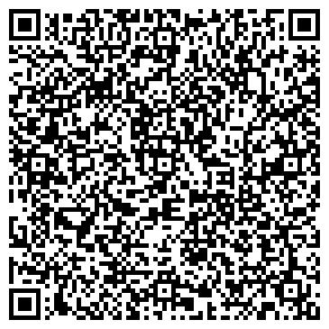 QR-код с контактной информацией организации ВЕРХНЕЙ ПЫШМЫ МДОУ № 23 БУРАТИНО