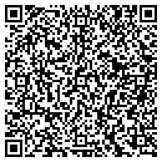 QR-код с контактной информацией организации БАРС НПО ООО