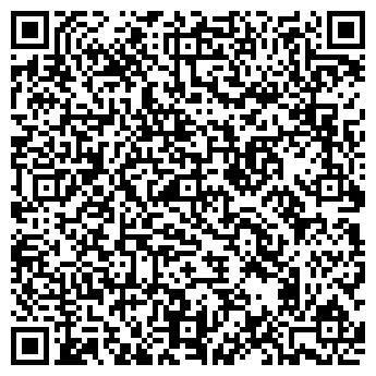 QR-код с контактной информацией организации АВТОСТАНЦИЯ МУП