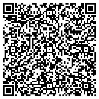 QR-код с контактной информацией организации ООО РОСТ