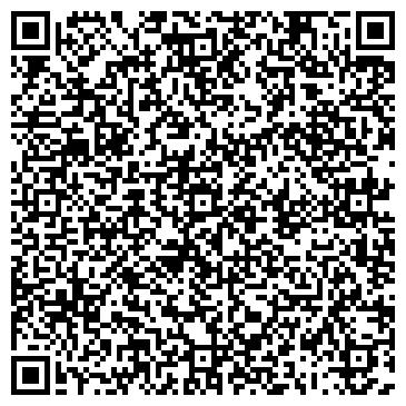 QR-код с контактной информацией организации ВОЕННЫЙ КОМИССАРИАТ Г.ЗЛАТОУСТА
