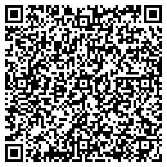 QR-код с контактной информацией организации ООО АИР, КОМПАНИЯ