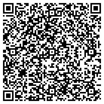 QR-код с контактной информацией организации МЕБЕЛЬ И КОВРЫ