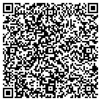 QR-код с контактной информацией организации АЗС №1 'ФОРМУЛА'