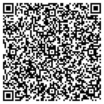 QR-код с контактной информацией организации 1000 МЕЛОЧЕЙ МАГАЗИН ООО