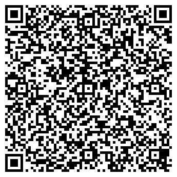 QR-код с контактной информацией организации ДОБРЫЙ МАГАЗИН
