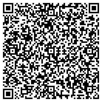 QR-код с контактной информацией организации ДОМ ДВЕРЕЙ МАГАЗИН