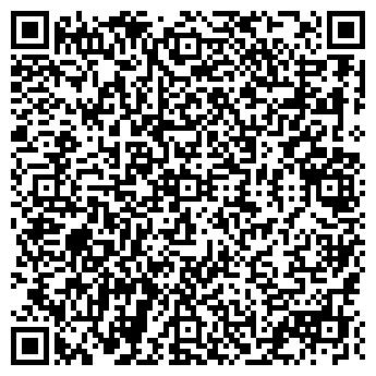 QR-код с контактной информацией организации КАНОПУС УЭТК ЗАО