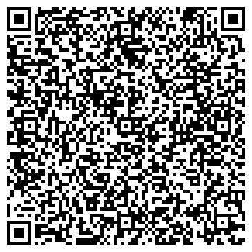 QR-код с контактной информацией организации ОЗДОРОВИТЕЛЬНЫЙ КОМПЛЕКС САУНА