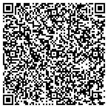 QR-код с контактной информацией организации PILOT, АГЕНТСТВО ИМИДЖА И РЕКЛАМЫ