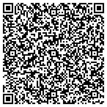 QR-код с контактной информацией организации МЕРИДИАН РЕКЛАМНОЕ АГЕНТСТВО