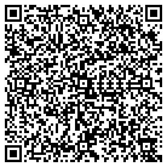 QR-код с контактной информацией организации ИНТЕРФАРМ АПТЕКА