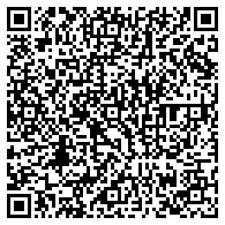 QR-код с контактной информацией организации ОАО ТРУД