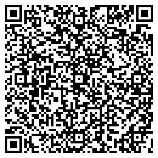 QR-код с контактной информацией организации ООО ТЭКРОН