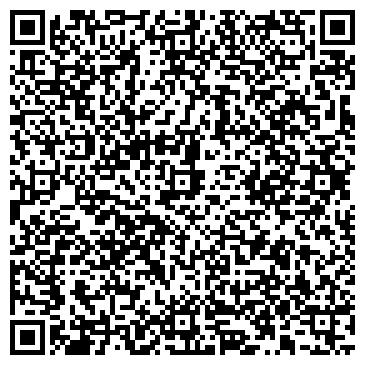 QR-код с контактной информацией организации ЕВРАЗ КГОК