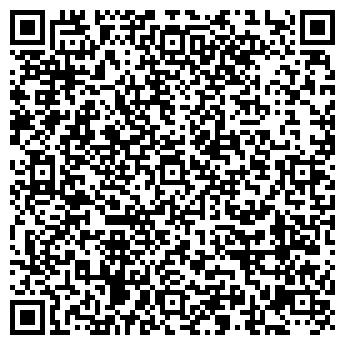QR-код с контактной информацией организации КИРОВСКИЙ УНИВЕРСАМ