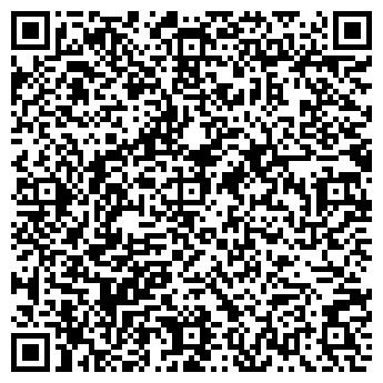 QR-код с контактной информацией организации ПОЛОСАТАЯ ГАЗЕТА