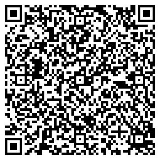 QR-код с контактной информацией организации ООО ЭЛЛИС