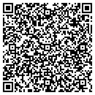 QR-код с контактной информацией организации ООО КАРАВАЙ