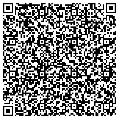 QR-код с контактной информацией организации ЦЕНТР ВРЕМЕННОГО СОДЕРЖАНИЯ ДЛЯ НЕСОВЕРШЕННОЛЕТНИХ ПРАВОНАРУШИТЕЛЕЙ