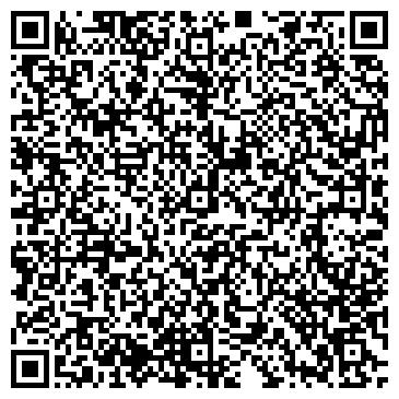 QR-код с контактной информацией организации ЗАПЧАСТИ ДЛЯ СТРОИТЕЛЬНЫХ МАШИН ИП РЫЖИКОВ В.А.