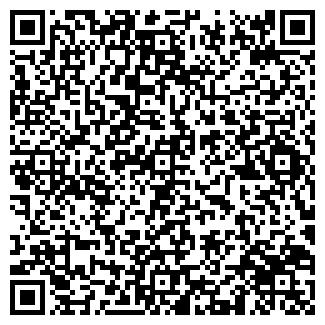QR-код с контактной информацией организации ООО ЗОЛОТЫЕ УЗОРЫ