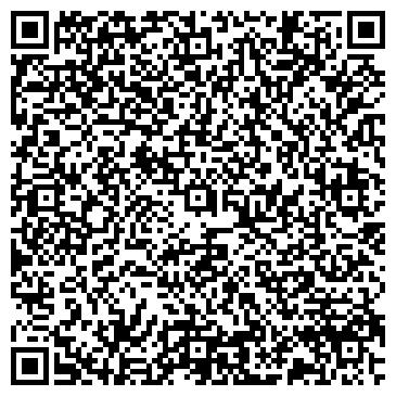 QR-код с контактной информацией организации БИБЛИОТЕКА ИМ.М.ГОРЕЦКОГО ЦЕНТРАЛЬНАЯ РАЙОННАЯ