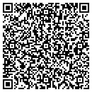 QR-код с контактной информацией организации КОЖА И МЕХА