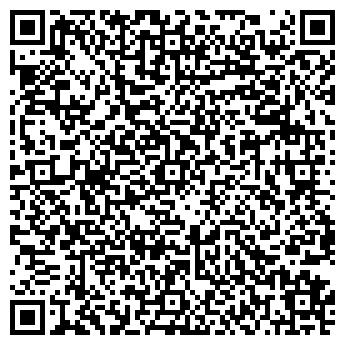 QR-код с контактной информацией организации ПОС. ГОРОДОК БИБЛИОТЕКА