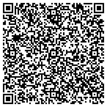 QR-код с контактной информацией организации АВТОХОЗЯЙСТВО КУРГАНСКОГО ГОРЗДРАВОТДЕЛА