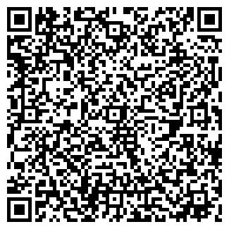 QR-код с контактной информацией организации МОДУС, ОАО