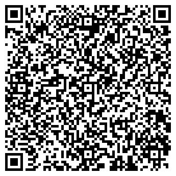 QR-код с контактной информацией организации АВТОБУСНЫЙ ПАРК 6 РДАУП