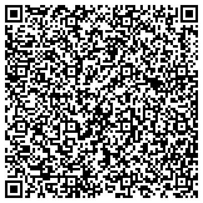 QR-код с контактной информацией организации «Кыштымская  центральная городская больница им. А.П. Силаева»