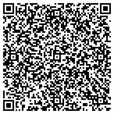 QR-код с контактной информацией организации ГУТА-СТРАХОВАНИЕ ЗАО ФИЛИАЛ ЛЕСНОЙ