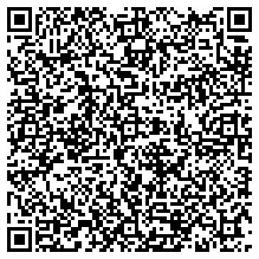 QR-код с контактной информацией организации АПТЕКА ФОНДА 'МЕТАЛЛУРГ'