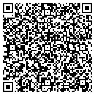 QR-код с контактной информацией организации АВЕНЮ КАФЕ