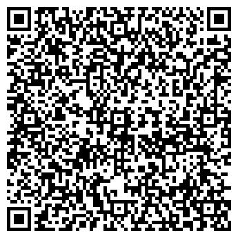 QR-код с контактной информацией организации БАГРАТИОН КАФЕ