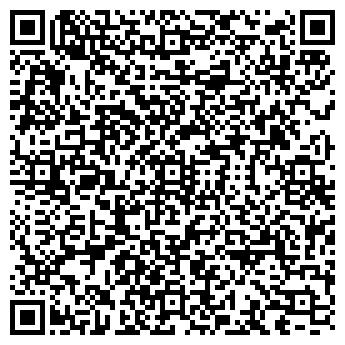 QR-код с контактной информацией организации АЛИВИЯ ТРЭВЕЛ ЧУП