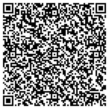 QR-код с контактной информацией организации ДОСТАВКИН ЭКСПРЕСС-СЛУЖБА